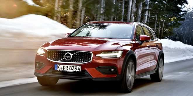 25 New Volvo 2019 V60 Cross Country Exterior