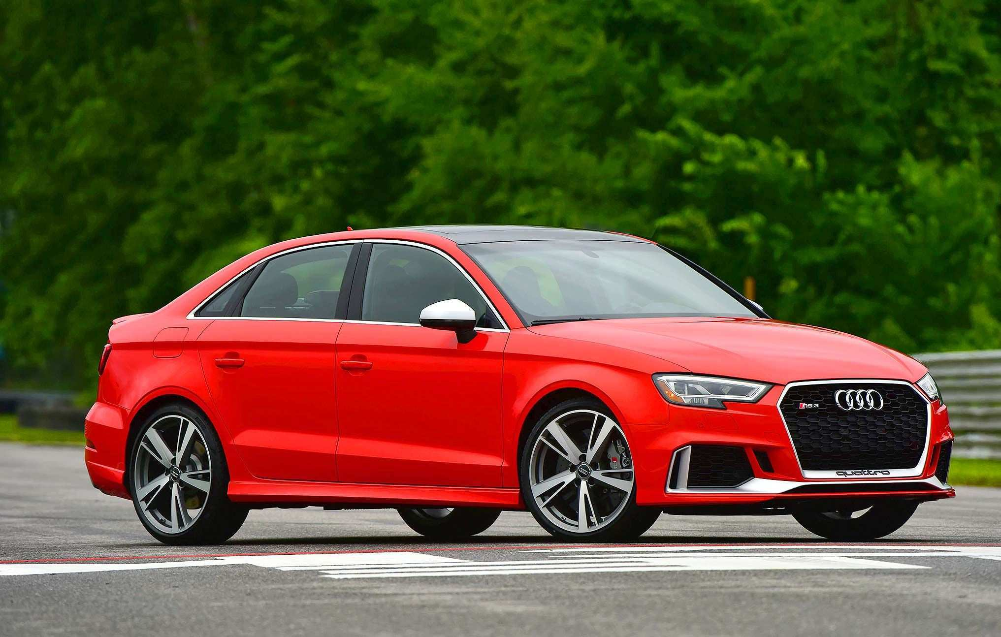 25 The 2019 Audi RS3 Exterior And Interior