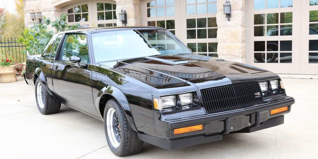 25 The 2019 Buick Grand National Gnx Wallpaper
