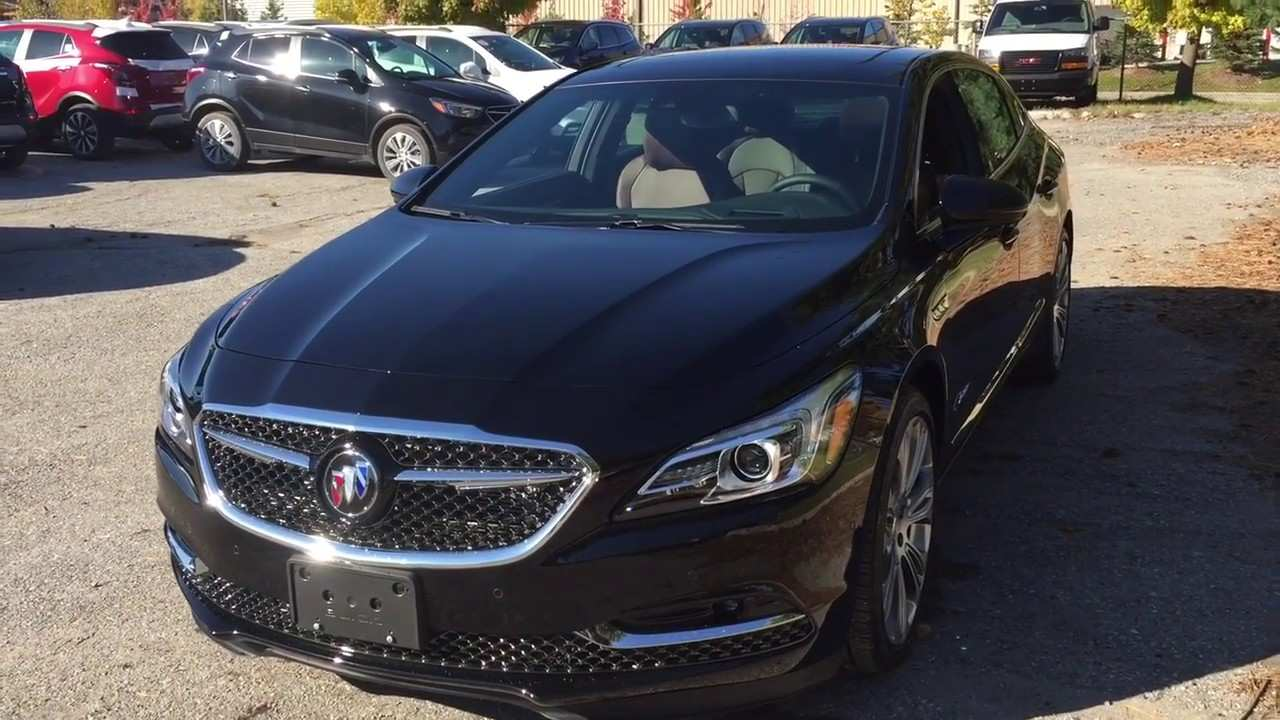 25 The 2019 Buick LaCrosse Exterior