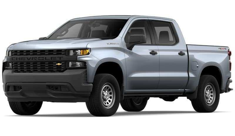 25 The 2019 Chevrolet Silverado Spesification