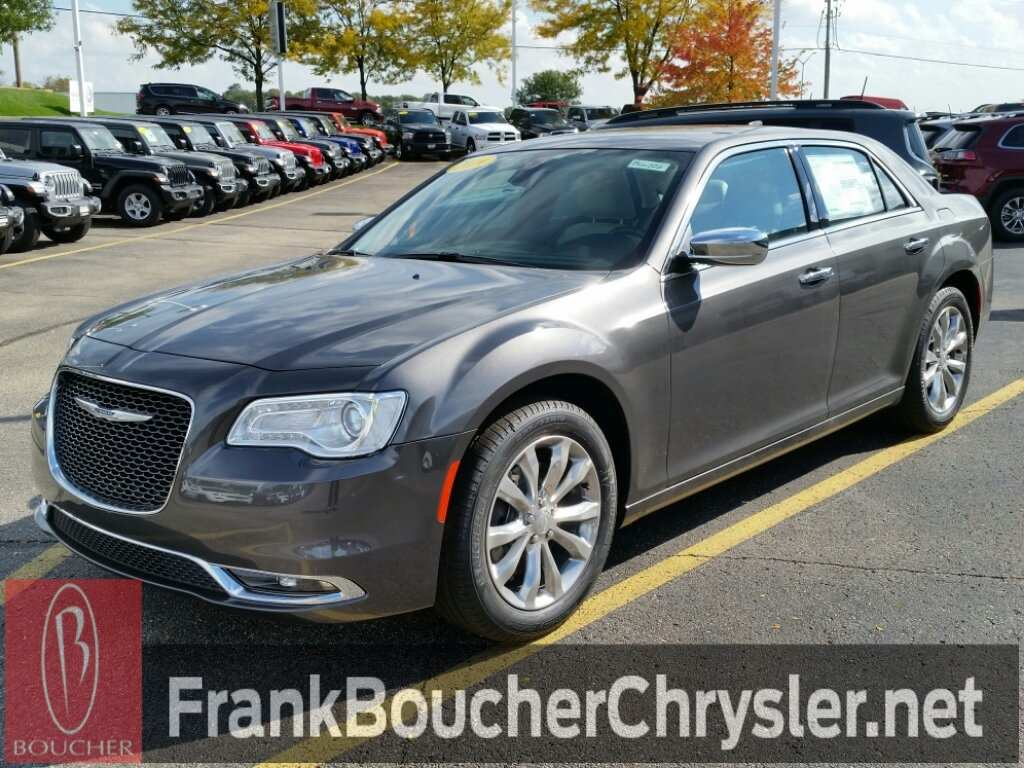 25 The 2019 Chrysler 300 Picture