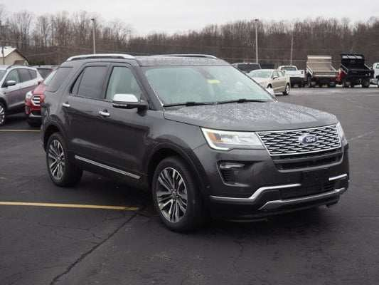 25 The 2019 Ford Explorer Exterior