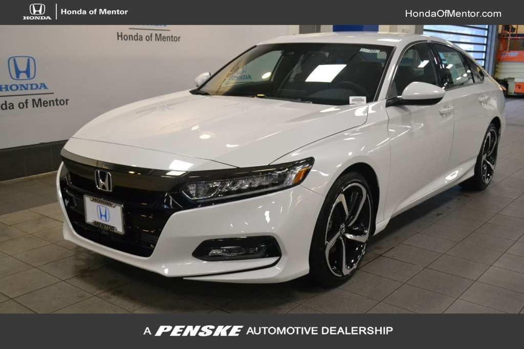 25 The 2019 Honda Accord Sedan Release Date