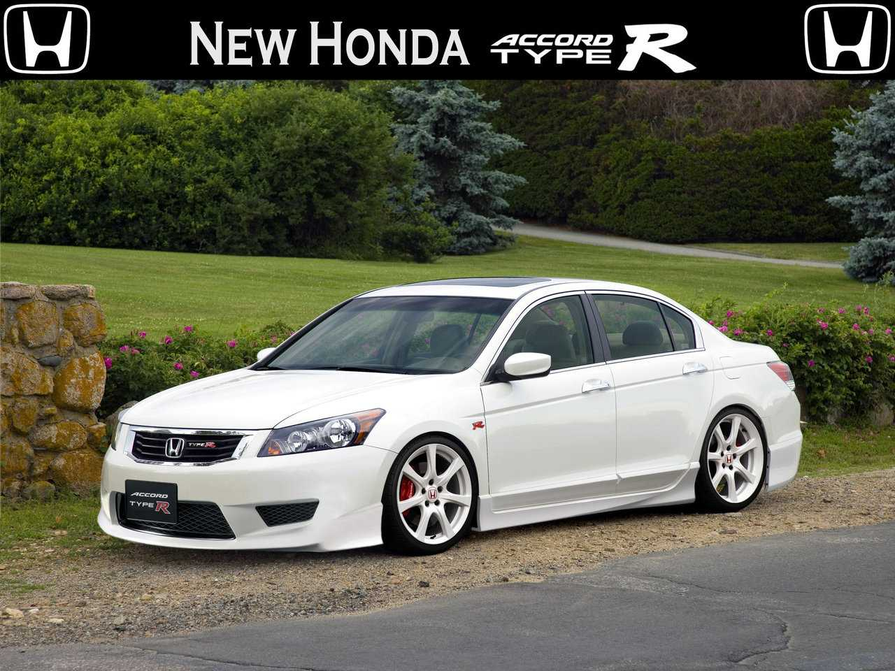 25 The 2019 Honda Accord Type R Picture