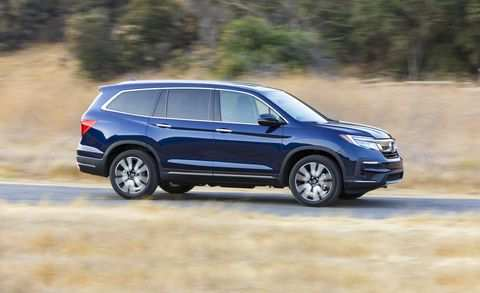 25 The 2019 Honda Pilot Speed Test