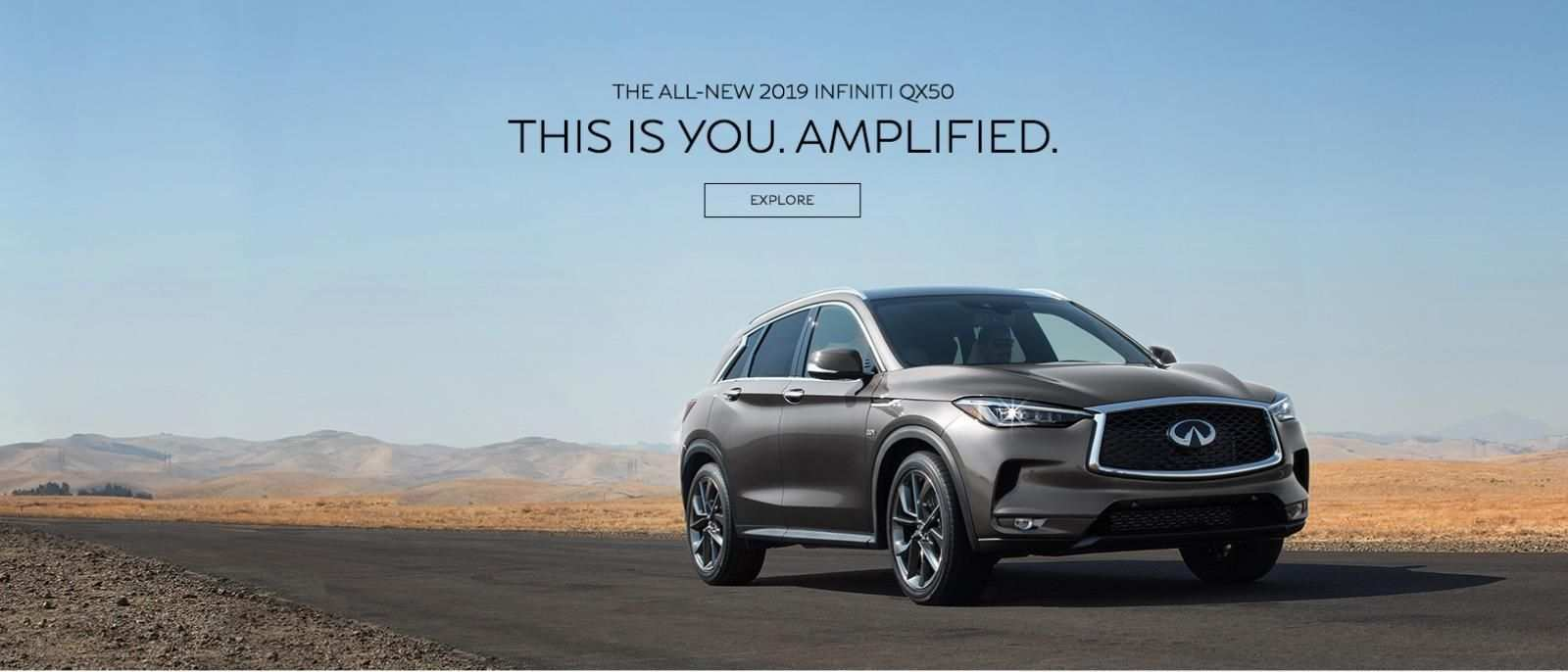 25 The 2019 Infiniti Commercial Interior