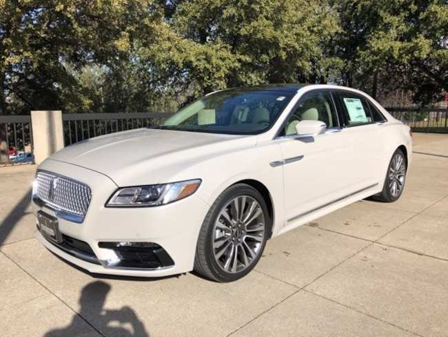 25 The 2019 Lincoln Continental Images