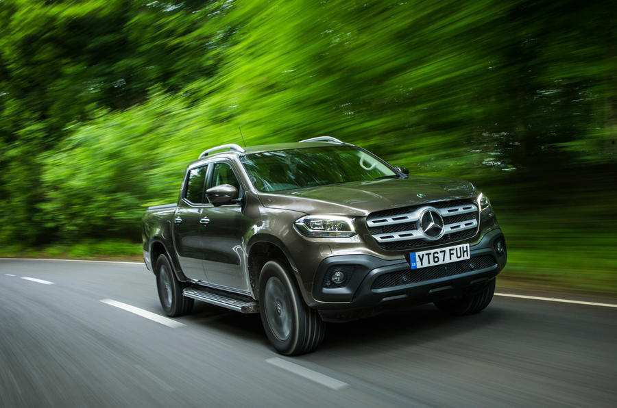 25 The 2019 Mercedes Benz X Class Engine