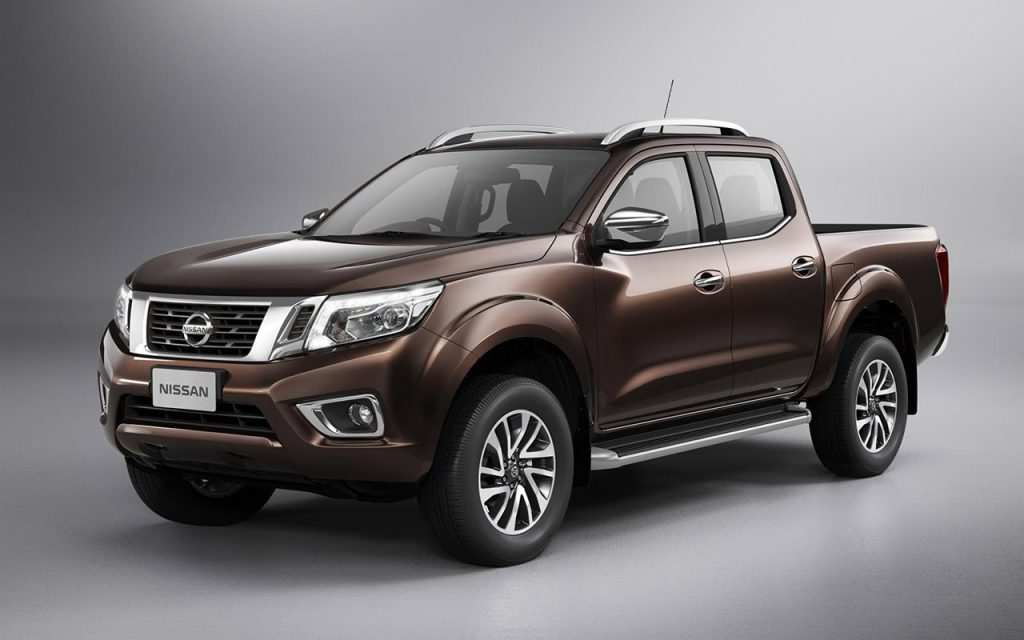 25 The 2019 Nissan Frontier Redesign And Concept