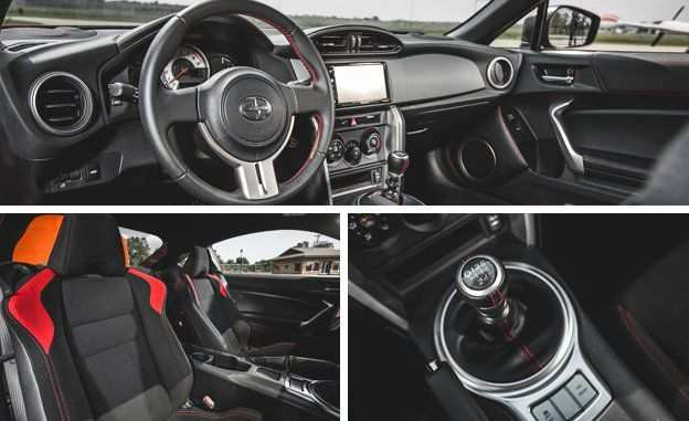 25 The 2019 Scion FR S Research New