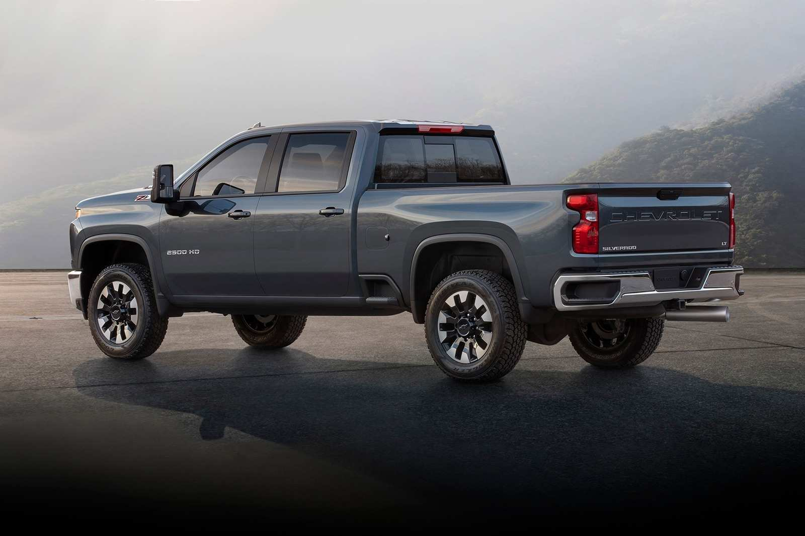 25 The 2020 Chevrolet K2500 Concept