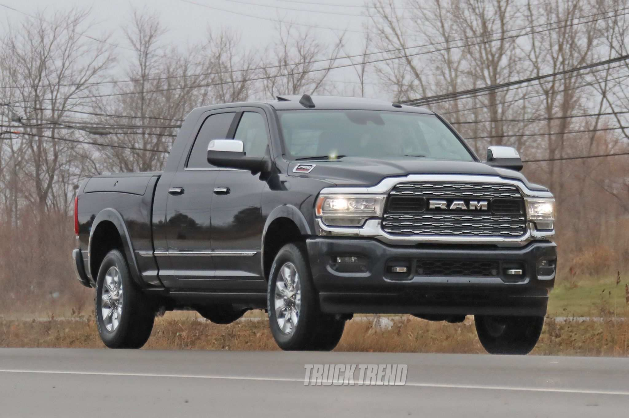 25 The 2020 Dodge Ram 2500 Cummins Images