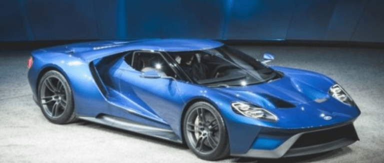 25 The 2020 Ford GT Exterior And Interior