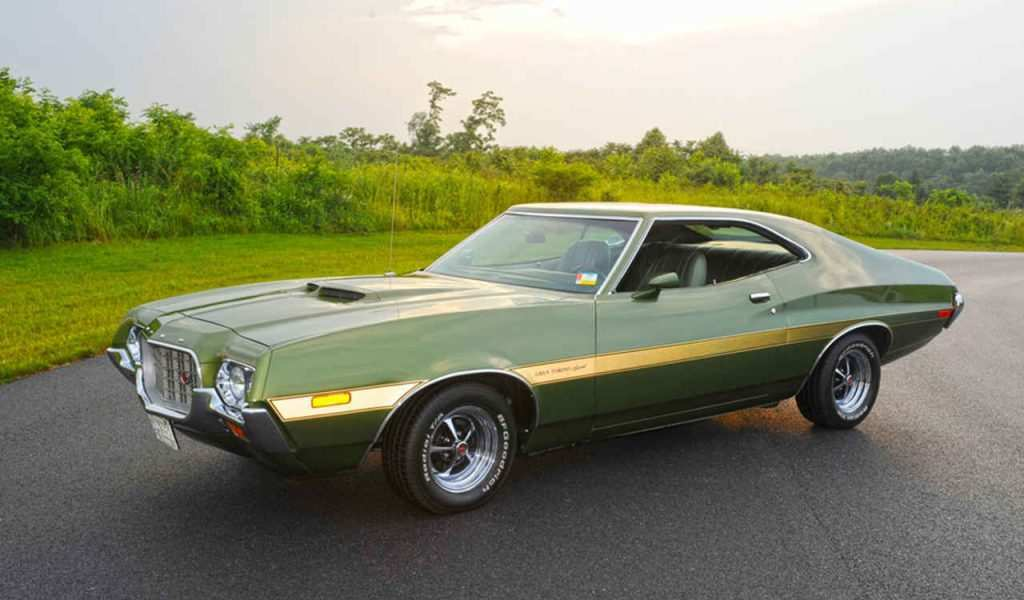 25 The 2020 Ford Torino Gt History