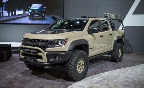 25 The 2020 GMC Canyon Zr2 Price Design And Review