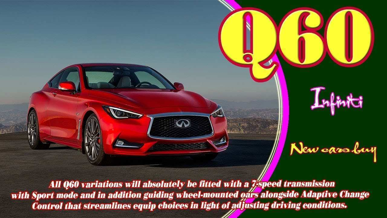 25 The 2020 Infiniti Q60 Coupe Convertible Exterior And Interior
