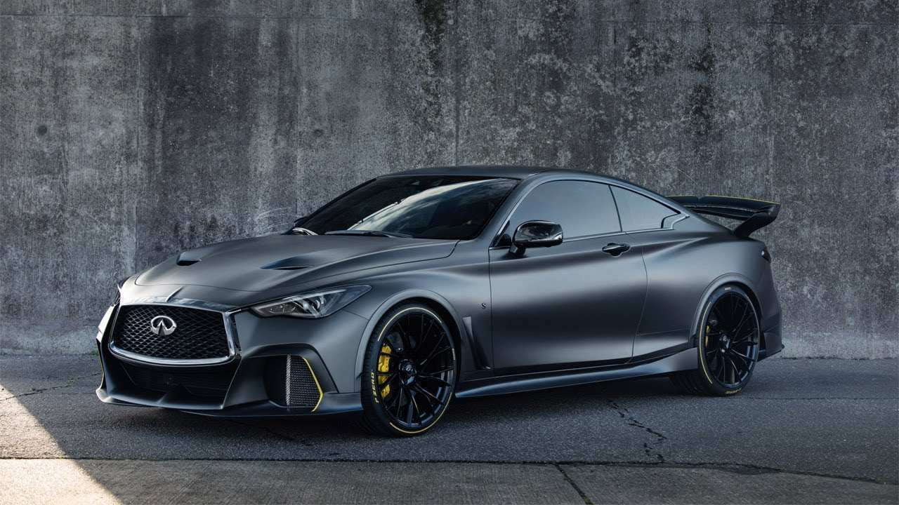 25 The 2020 Infiniti Q60 Coupe Price And Release Date