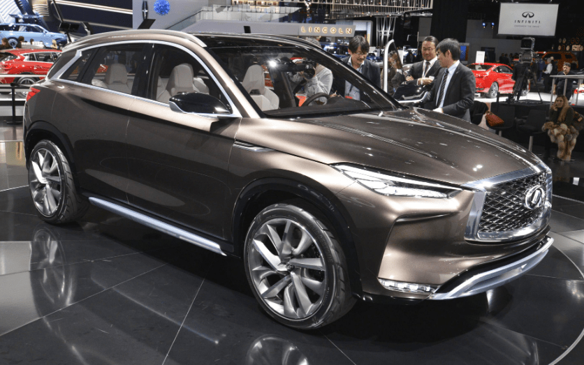 25 The 2020 Infiniti Qx60 Redesign Model