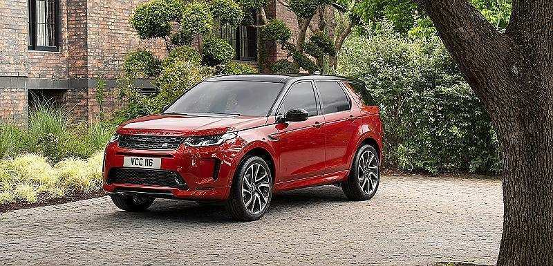 25 The 2020 Land Rover Discovery Sport New Review