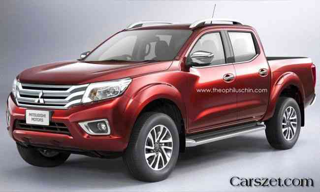 25 The 2020 Mitsubishi L200 Spesification