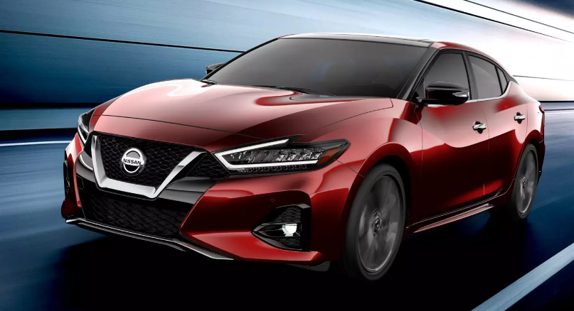 25 The 2020 Nissan Maximas Exterior And Interior