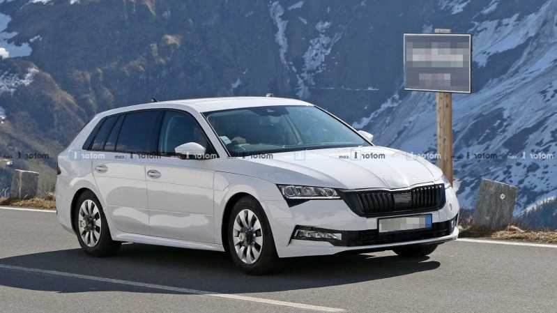 25 The 2020 Skoda Octavia Speed Test
