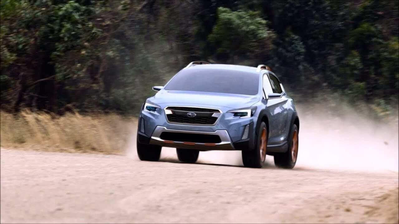 25 The 2020 Subaru Crosstrek Interior