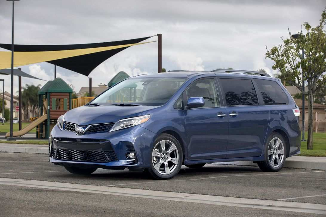 25 The 2020 Toyota Sienna Engine
