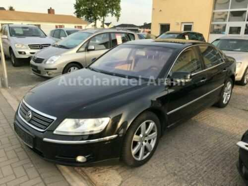 25 The 2020 VW Phaeton Review And Release Date