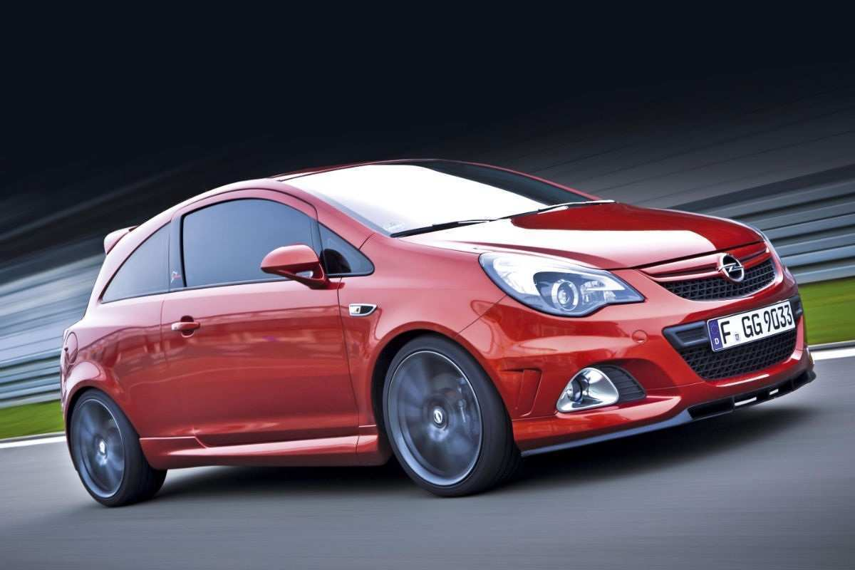 49 The Best 2020 Vauxhall Corsa VXR Review and Release ...