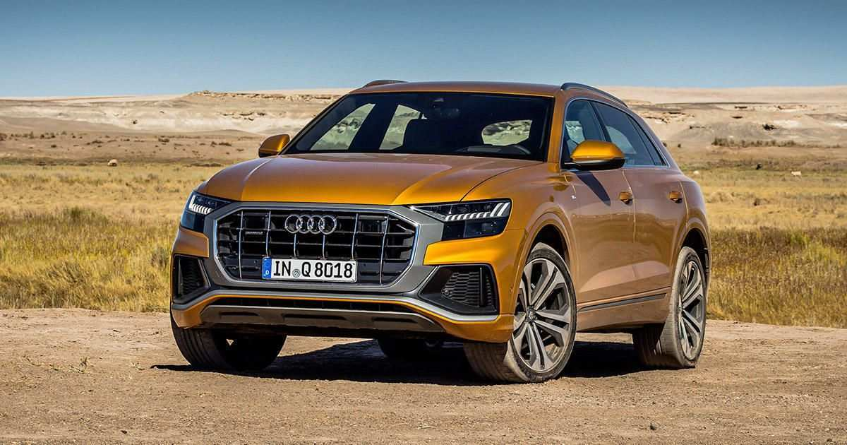 25 The Best 2019 Audi Q8 Research New