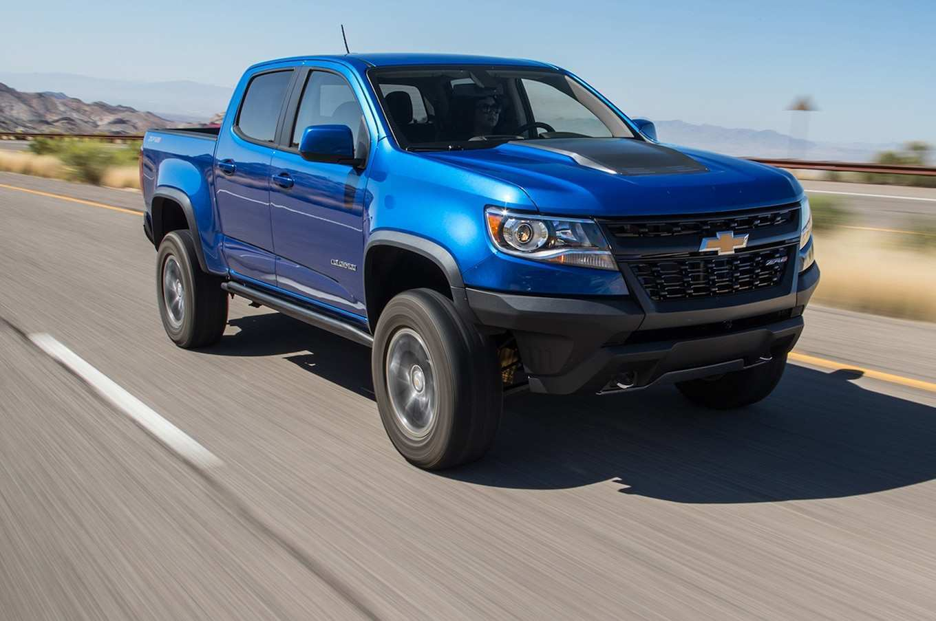 25 The Best 2019 Chevrolet Colorado Z72 Prices