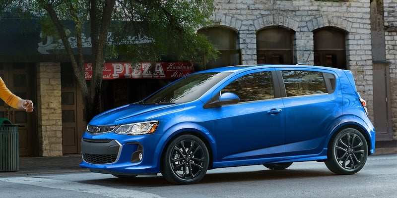 25 The Best 2019 Chevy Sonic Engine