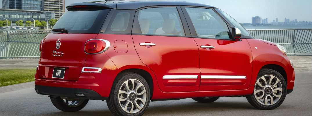 25 The Best 2019 Fiat 500L Review And Release Date