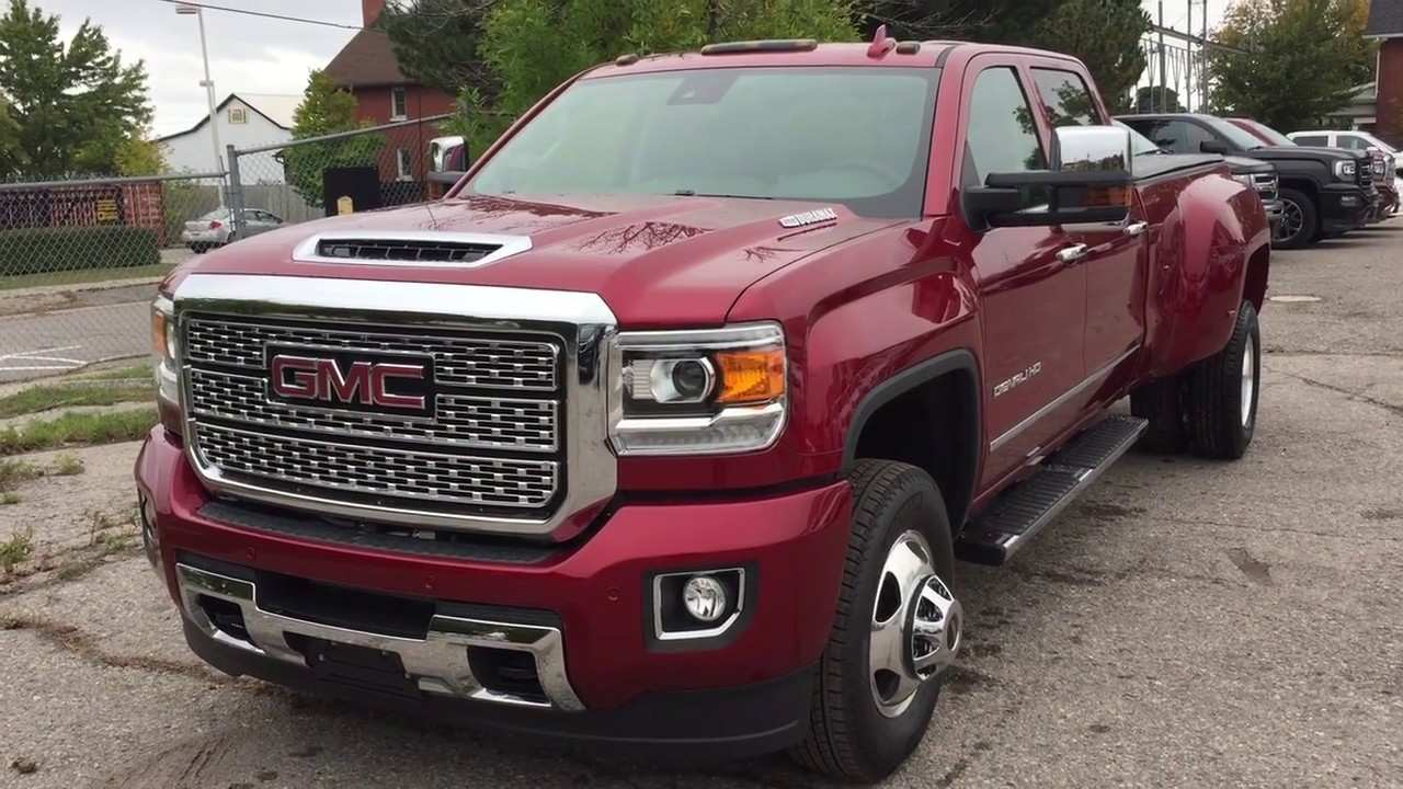 25 The Best 2019 GMC Denali 3500Hd Price Design And Review