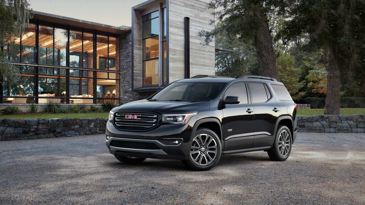 25 The Best 2019 GMC Envoy Release Date And Concept