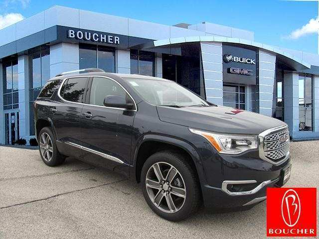 25 The Best 2019 Gmc Acadia Denali Specs And Review