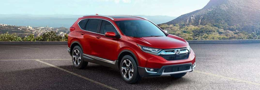 25 The Best 2019 Honda CRV Price