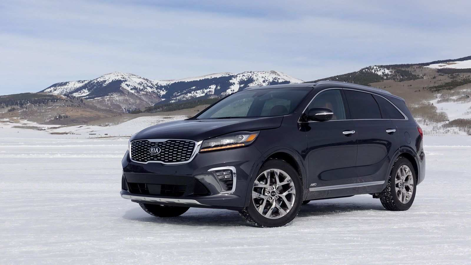 25 The Best 2019 Kia Sorento New Concept