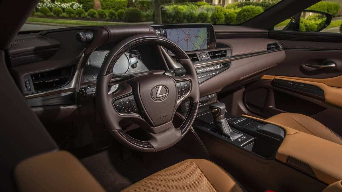 25 The Best 2019 Lexus Es 350 Interior History