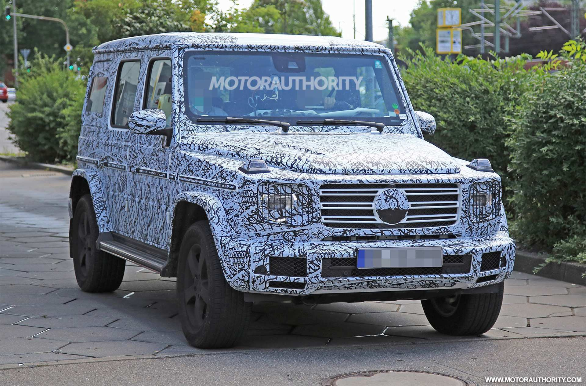 25 The Best 2019 Mercedes G Class Concept And Review