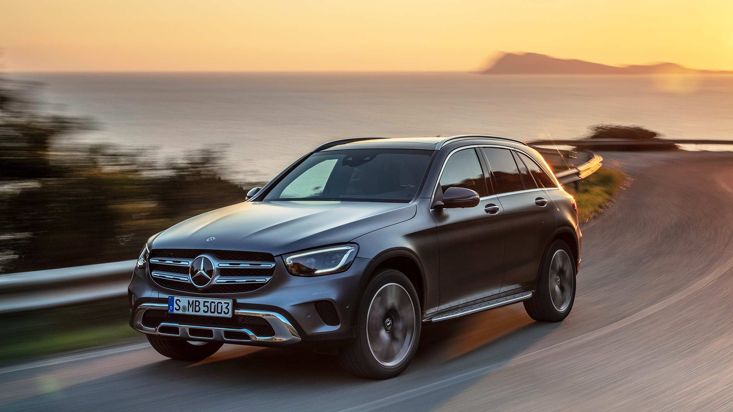25 The Best 2019 Mercedes Glc First Drive