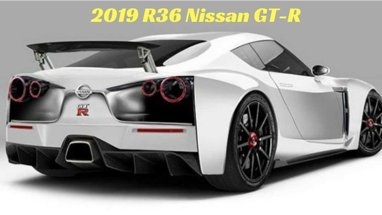 25 The Best 2019 Nissan Gtr Nismo Hybrid Concept
