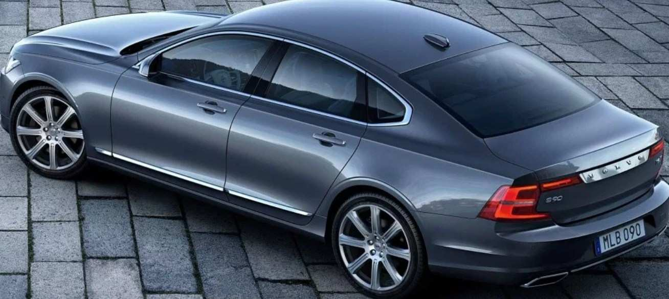 25 The Best 2019 Volvo S90 Price
