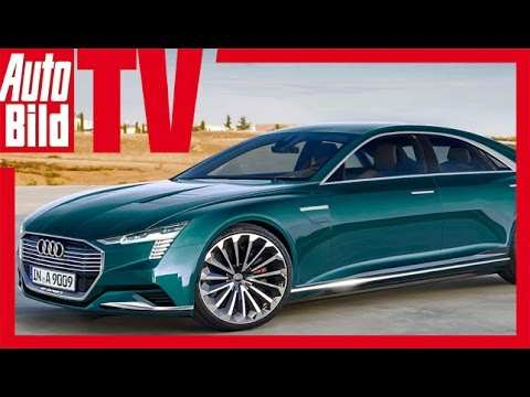 25 The Best 2020 Audi A9 Redesign And Concept