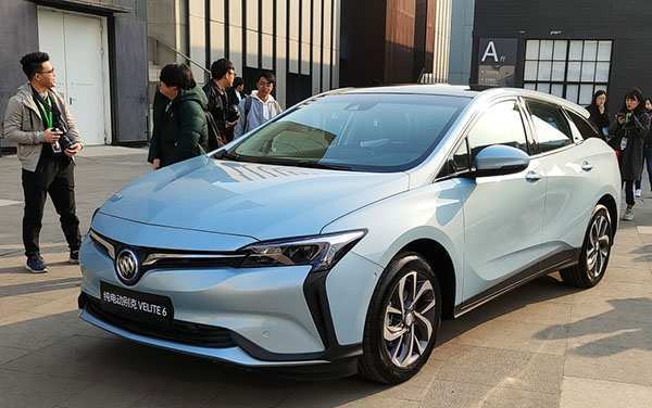 25 The Best 2020 Buick Velite 6 Wallpaper