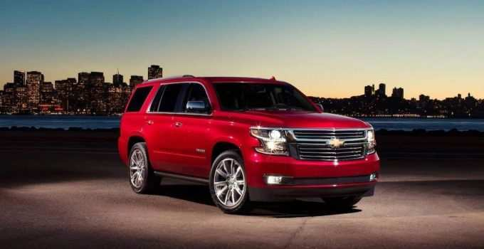 25 The Best 2020 Chevy Tahoe Ltz New Concept