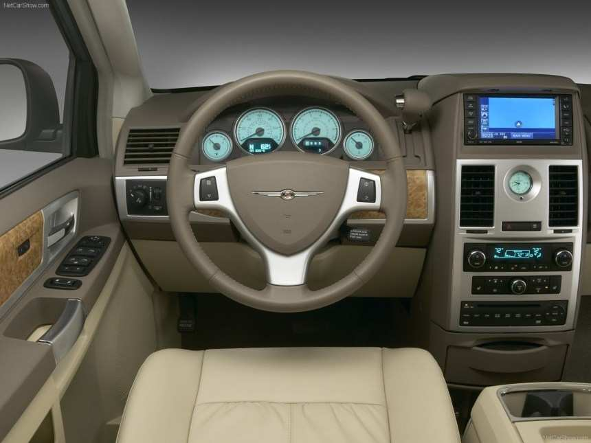 25 The Best 2020 Chrysler Town Country Photos