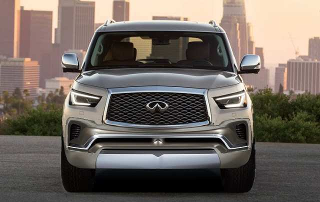 25 The Best 2020 Infiniti Qx80 New Body Style Photos